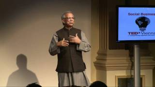 Download TedxVienna - Muhammad Yunus - A History of Microfinance Video