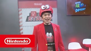 Download Super Mario Odyssey - Luncheon Kingdom showcase with Yoshiaki Koizumi (Nintendo Switch) Video
