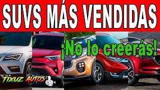 Download Las Suvs mas vendidas en México. I Tixuz Autos. Video