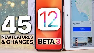 Download iOS 12 Beta 3! New Maps + 45 Features & Changes! Video