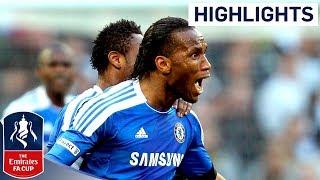 Download Tottenham 1-5 Chelsea - Drogba, Mata, Bale, Ramires, Lampard, Malouda | Official FA Cup highlights Video