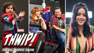 Download Live from NYCC on THWIP! The Big Marvel Show! Video