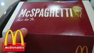 Download Top 5 Unusual Fast Foods Taste Test Video