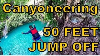 Download Extreme Canyoneering Adventure in Badian (Cebu, Philippines) [GoPro Hero4 Black] Video