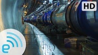 Download CERN: Undergound Large Hadron Collider | Engadget Video