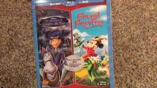 Download Disney Fun and Fancy Free/The Adventures of Ichabod and Mr. Toad Blu-Ray Collection Unboxing Video