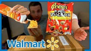 Download Vi får en låda från Walmart i USA! Video