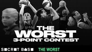 Download The worst NBA 3-Point Contest was a hideous mix of bad shooters and great shooters failing miserably Video