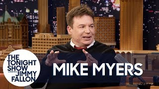 Download Margot Robbie Taught Mike Myers How to Day Drink and Shotgun Beers Video