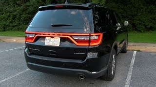 Download 2016/2017 Dodge Durango 3.6L V6 LIMITED (295 HP) TEST DRIVE Video