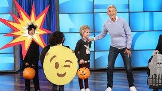 Download Ellen's Kid Costume Ideas Video