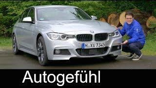 Download BMW 3 Series 330i M Sport FULL REVIEW 3er BMW test 2017/2018 - Autogefühl Video