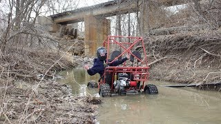 Download Trying to Break the Off-road Go Kart! Video