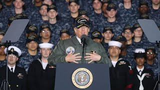 Download Trump asks Navy crowd to call Congress Video