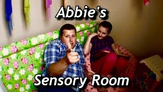Download DIY Sensory Room Tour - Autism Sensory Integration Video