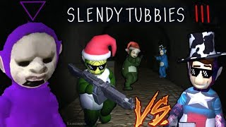 Download GUERRA DE TELETUBBIES contra Todos! - Slendytubbies 3 Deathmatch con Amigos! (Funny Moments) Video