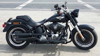 Download Rodolfinho da Z- Testando Harley Davidson Fat Boy Low Special. Video