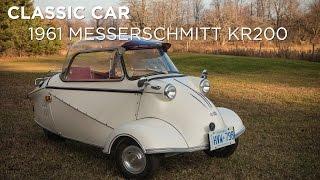Download Classic Car | 1961 Messerchmitt KR200 | Driving.ca Video