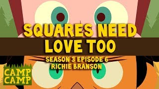 Download Camp Camp Soundtrack: Squares Need Love Too - Richie Branson | Rooster Teeth Video
