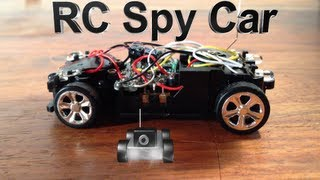 Download How to Make a Cheap RC Spy Car Video