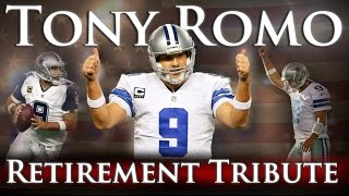Download Tony Romo - Retirement Tribute Video