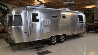 Download 2013 Airstream Land Yacht Concept - Jay Leno's Garage Video