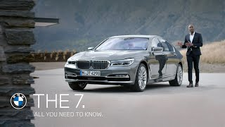 Download The all-new BMW 7 Series. All you need to know. Video