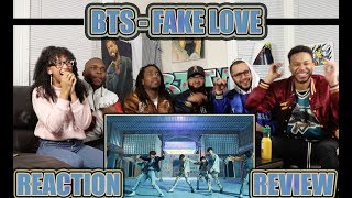 Download BTS 방탄소년단 'FAKE LOVE' Official MV REACTION/REVIEW Video
