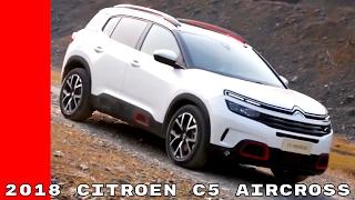 Download 2018 Citroen C5 Aircross Progressive Hydraulic Suspension & Hill Assist Descent Control Video