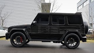 Download LOUDEST Mercedes G63 AMG Ever?? Brutal Exhaust Sound! Video