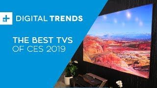 Download The Best TVs of CES 2019 Video