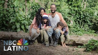 Download Living Off The Land: How These Puerto Rican Farmers Survived The Storm | NBC Latino | NBC News Video