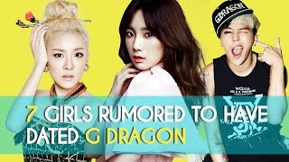 Download 7 Girls G Dragon's Rumored to Have Dated | Ep 28 Video