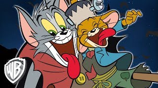Download 🔴WATCH NOW! SPOOKY TOM & JERRY, SCOOBY-DOO! AND LOONEY TUNES! | WB KIDS Video