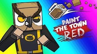Download Paint the Town Red Funny Moments - Vanoss & Delirious's Bar! Video