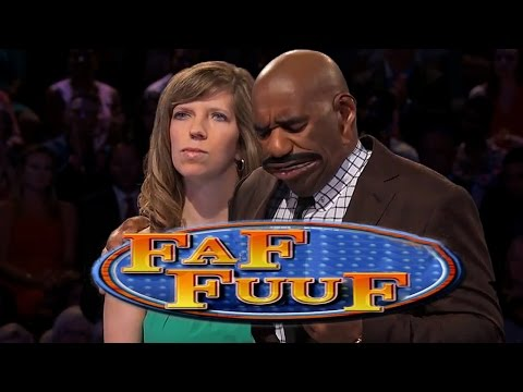 ytp - Steve Harvey uses his power as the host of Family Feud to take control of a contestant's wife.