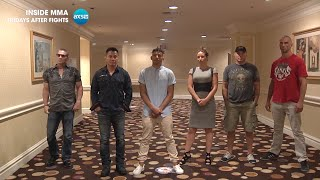 Download UFC Stars of Past and Present Talk of a Fighter Union Video
