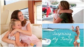 Download SURPRISING MY FAMILY ON HOLIDAY | Niomi Smart Video