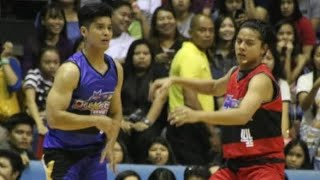 Download DANIEL PADILLA VS JC DE VERA at the Star Magic All Star Game Video