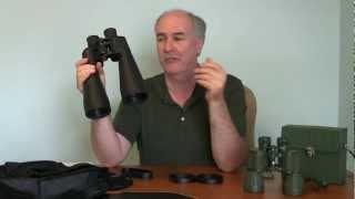 Download Celestron SkyMaster 15x70 Binoculars Unboxing Video
