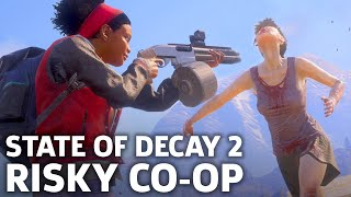 Download State Of Decay 2's Co-Op Isn't Messing Around Video
