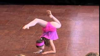 Download Shelby Bain - First Solo - 7 years old - Acro - Shoop Shoop Video