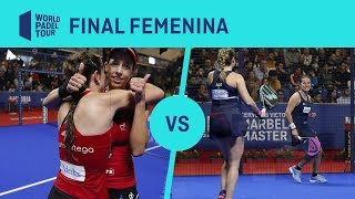Download Resumen final femenina Marrero/Ortega Vs Salazar/Sánchez - Cervezas Victoria Marbella Master Video