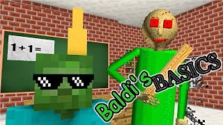 Download Monster School : BALDI'S BASICS BECOME TEACHER - Minecraft Animation Video