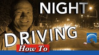 Download How to Drive at Night :: Tips & Techniques to Safely Drive in the Dark Video