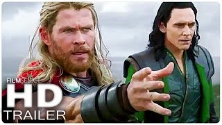 Download THOR RAGNAROK: 5 Minute Extended Trailer (2017) Video