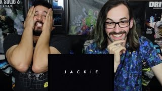 Download JACKIE | OFFICIAL TRAILER REACTION & REVIEW!!! Video