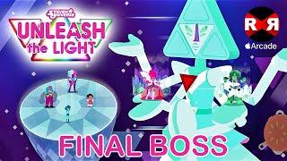 Download Steven Universe Unleash the Light - PALACE OF LIGHT FINAL BOSS - iOS Walkthrough Gameplay Part 24 Video