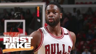 Download Stephen A. Proclaims Dwyane Wade Will Join Heat Or Cavaliers This Season | First Take | ESPN Video