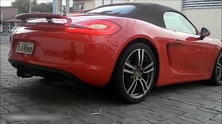 Download Porsche Boxster S e Boxster ″ACELERANDO″ em Feira de Santana - BA Video